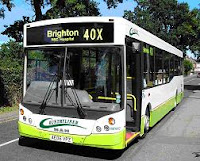 It's my bus!