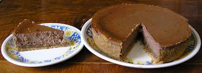 Mmm... cheesecake.