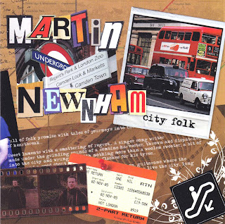 Martin Newnham - City Folk