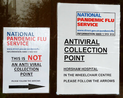 Do you really need the word 'national' in front of the word 'pandemic'?