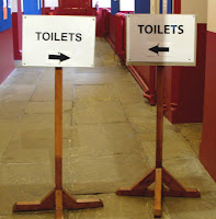 Toilets This Way