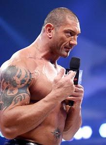 Cartelera de ECW 06-08-11 Batista