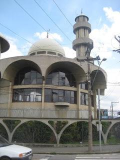 Mosque Islamica - Jundiai, Brazil