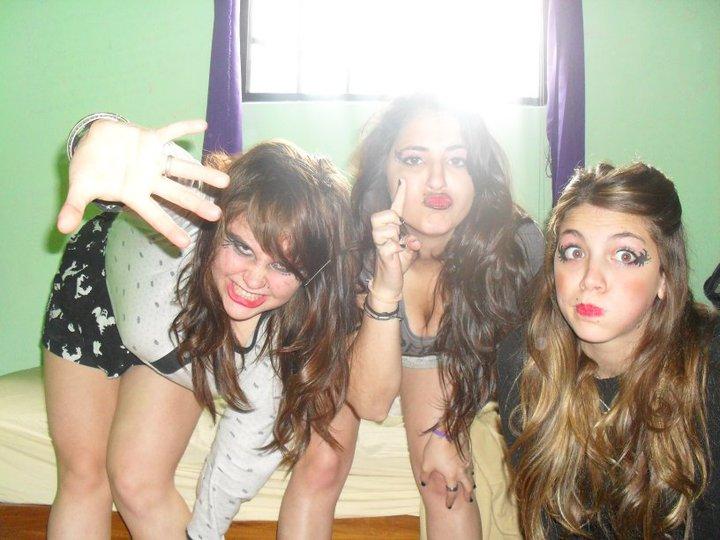 Las amo muchísimo son mis mejores amigas ♥
