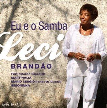 Cd Leci Brandão - Eu e o Samba