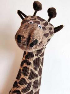 meia girafa