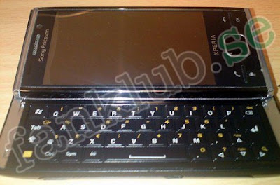 Sony Ericsson XPERIA X2 Windows Mobile 6.5 smartphone