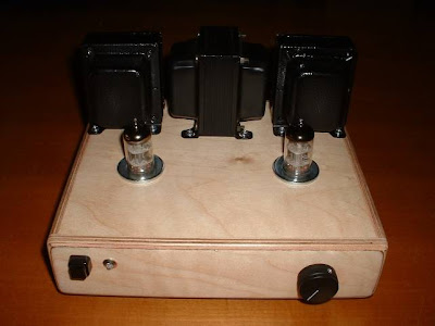 Single-Ended-Class-A-Power-Amplifier-using-6C45Pi