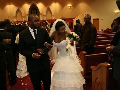 Ariztos Magazine Pics From Ini Edos Wedding