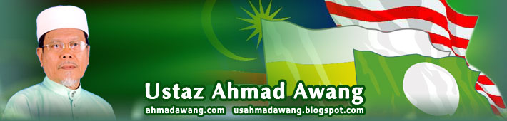 Ustaz Ahmad Awang