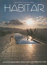 Publicación Revista Habitar