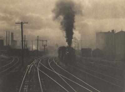 Maestros de la Fotografía 08.+The+Hand+of+Man,+Alfred+Stieglitz,+1902