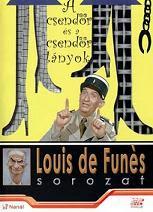 Louis De Funes - A csendőr és a csendőrlányok DVD