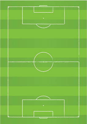placemats - Soccer Party Invitations