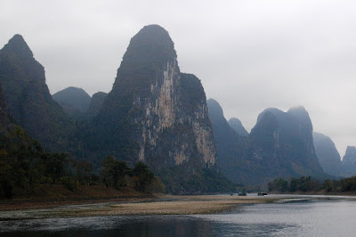 Guilin Mountains, The Spectacular Misty Mountains