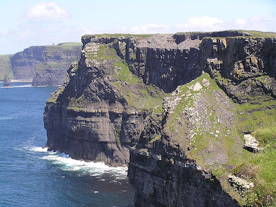 The Cliff of Moher, looking north