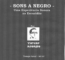Sons a Negro - instalao sonora