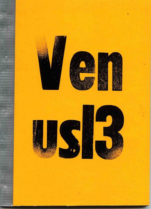 VENUS. libro-art