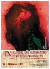 IX CURSO DE GRABADO CONTEMPORÁNEO FELIPE LAMADRID