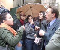 Dibattito tra Alessia Ettorre ed il Sindaco Massimo Cialente
