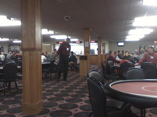 does mountaineer casino have video poker