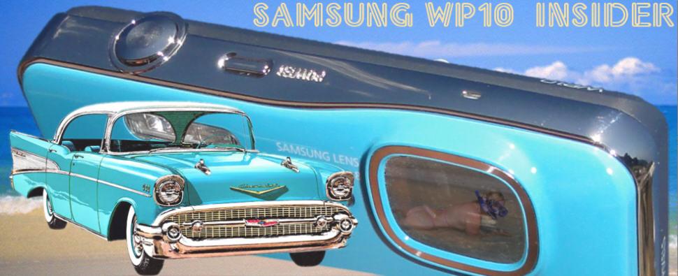 Samsung WP10 Insider