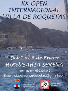 XX OPEN INTERNACIONAL VILLA DE ROQUETAS