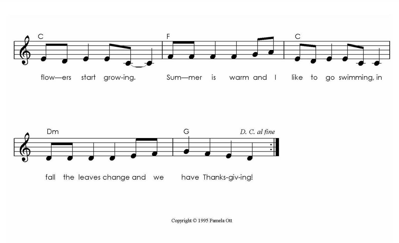 Music for special kids 2011 the chords are included so that you can accompany on piano guitar autoharp or q chord if you wish hexwebz Image collections
