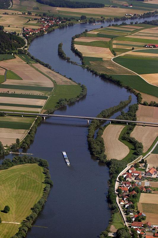 The Danube, near to Bogen