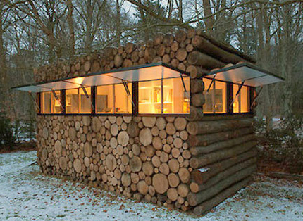 Cordwood House « Chartreuse Blog