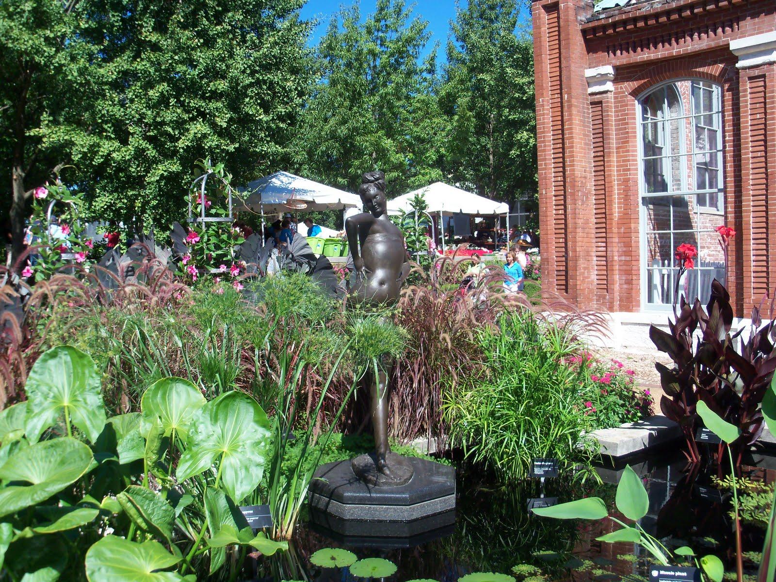 The Perfect Thyme Japanese Festival At Missouri Botanical