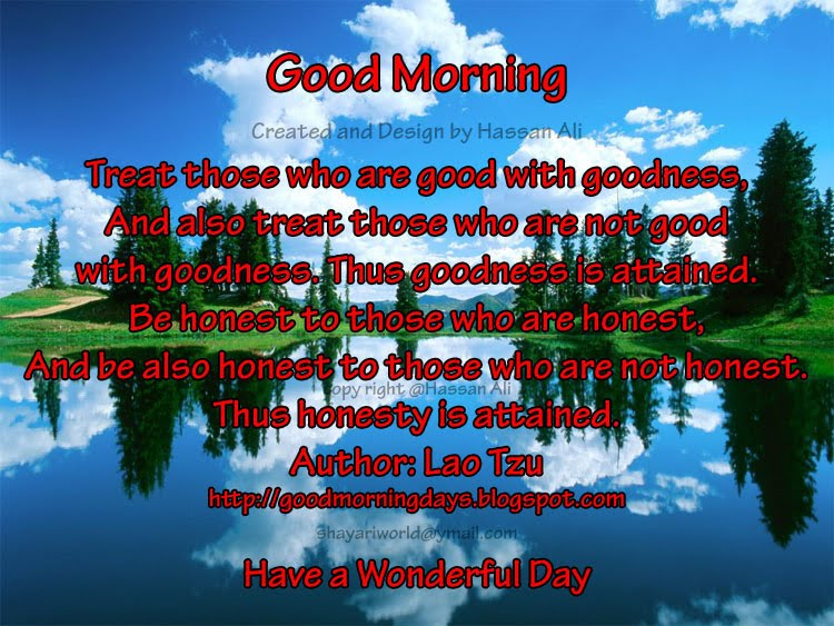 good morning quotes for lovers. Good Morning Quotes for 08-05-. macidiot. Jul 20, 04:36 PM. You are probably nursing those MS shares you bought at $90, hoping for a better day.