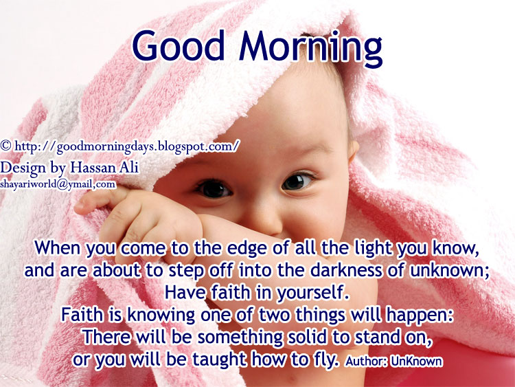 Good morning saturday inspiring quotes for the day