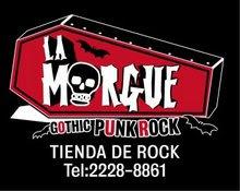 LA MORGUE TIENDA DE ROCK EN EL SALVADOR