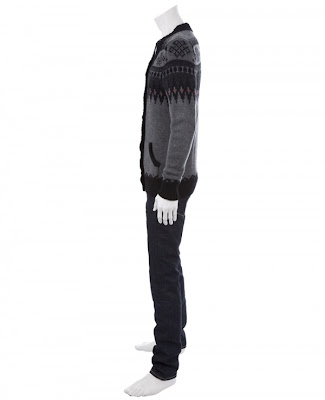 New $150 Abercrombie Fitch Wool Alpaca Cable Knit Sweater ★ Size