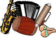 Instrumentos para tocar Merengue