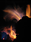 Dancing Campfire