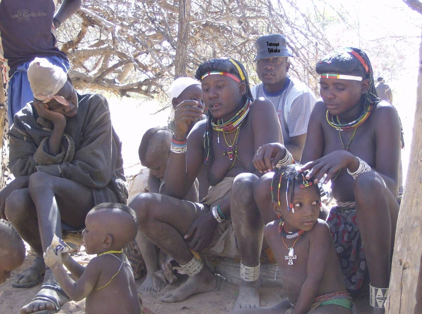 Monday  August 16  2010Namibian White People