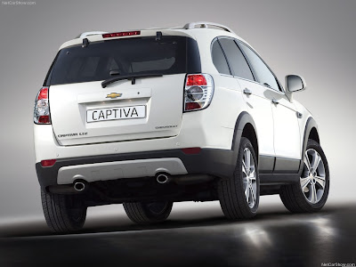 Chevrolet Captiva (2012) | Auto Zone Video