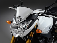 2010 Yamaha FZ8 | Motorcycle Zone Video
