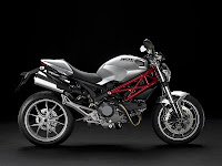 2010 Ducati Monster 1100 | Motorcycle Zone Video