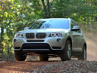 BMW X3 xDrive35i (2011) Auto Zone Video