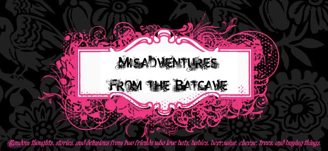 Misadventures from the Batcave