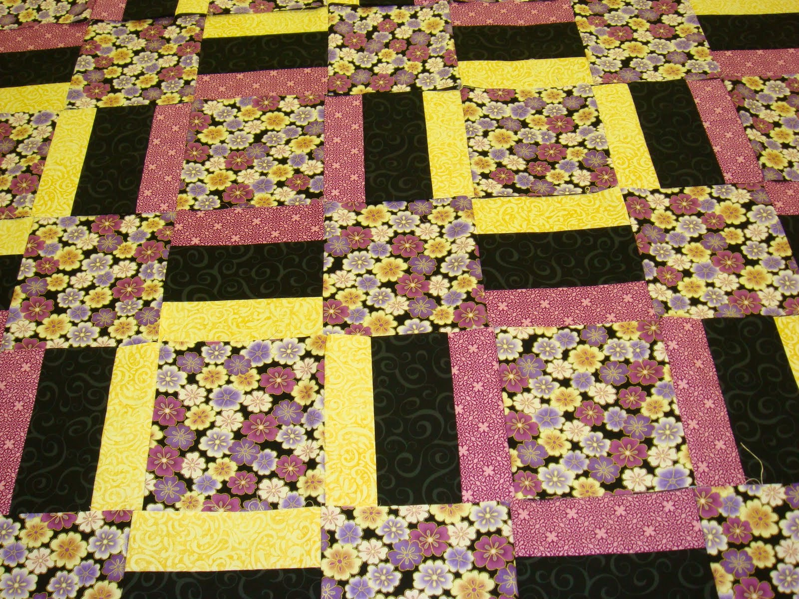 Simple Block Quilt Patterns For Beginners : SIMPLE QUILTS PATTERNS Browse Patterns