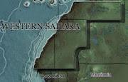 Mapa del Sahara