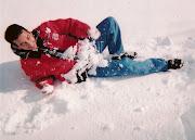 En un dia de nevada.