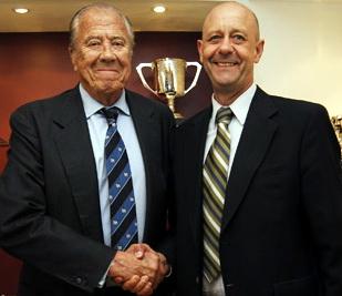 "AAT - Hector Romani,  Nuevo Vice Presidente Executivo-Morea ""Presidente Honorario"""
