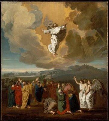 DOMENICA 24 MAGGIO 2009 - ASCENSIONE DEL SIGNORE dans BIBLE SERVICE (sito francese) jesus-ascension2