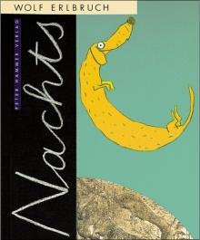 """Basada en el libro de ilustraciones """"Nachts"""", de Wolf Erlbruch"""
