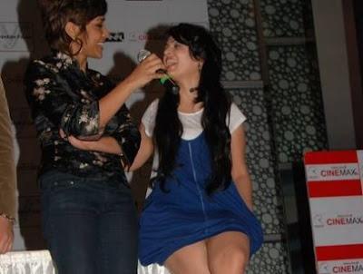 Shahana Goswami with Anjana Sukhani
